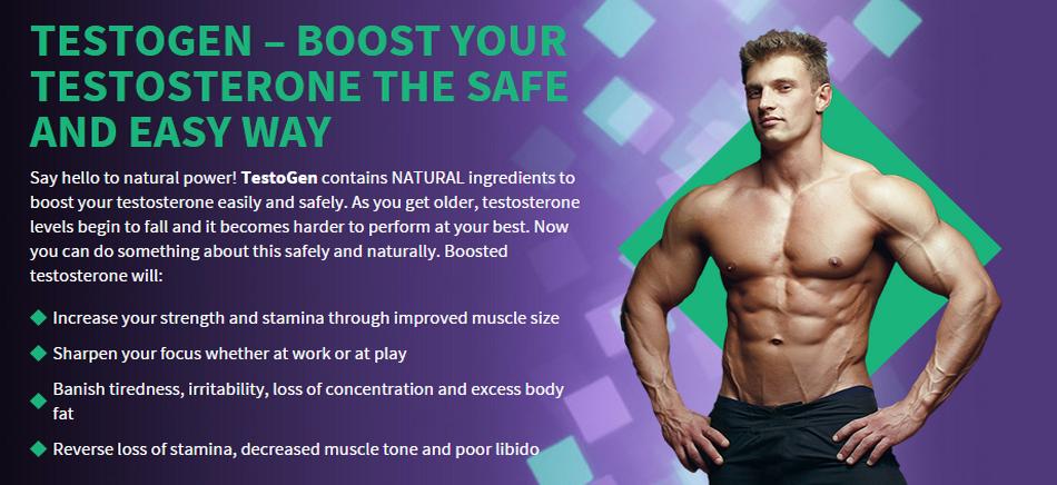 Testosterone Australia